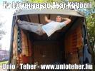 Költöztetés - Bútorszállítás - Teljes Körű Szolgáltatás :-)